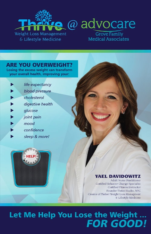 Thrive! Weight Loss Management & Lifestyle Medicine